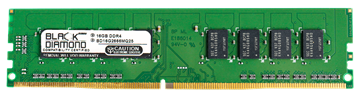 Picture of 16GB DDR4 2666 Memory 288-pin (2Rx8)