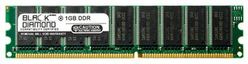 Picture of 1GB DDR 400 (PC-3200) ECC Memory 184-pin (2Rx8)