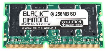 Picture of 256MB SDRAM PC100 SODIMM Memory 144-pin (1Rx16)