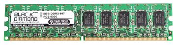 Picture of 2GB DDR2 667 (PC2-5300) ECC Memory 240-pin (2Rx8)