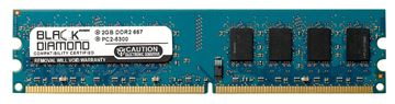 Picture of 2GB DDR2 667 (PC2-5300) Memory 240-pin (2Rx8)