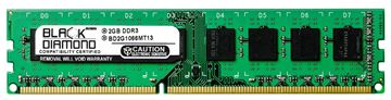 Picture of 2GB DDR3 1066 (PC3-8500) Memory 240-pin (2Rx8)