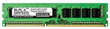 Picture of 2GB DDR3 1600 (PC3-12800) ECC Memory 240-pin (2Rx8)
