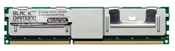 Picture of 32GB DDR3 1600 (PC3-12800) ECC Registered Memory 240-pin (4Rx4)
