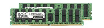 Picture of 32GB Kit (2x16GB) DDR4 2666 ECC Registered Memory 288-pin (2Rx4)