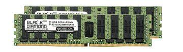 Picture of 64GB Kit (2x32GB) LRDIMM DDR4 2666 ECC Registered Memory 288-pin (4Rx4)