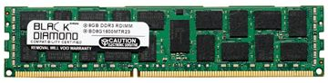 Picture of 8GB DDR3 1600 (PC3-12800) ECC Registered Memory 240-pin (2Rx4)