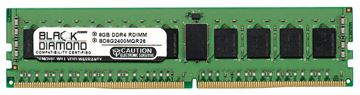 Picture of 8GB DDR4 2400 ECC Registered Memory 288-pin (2Rx4)