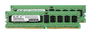 Picture of 16GB Kit (2x8GB) DDR4 2133  ECC Registered Memory 288-pin (1Rx4)