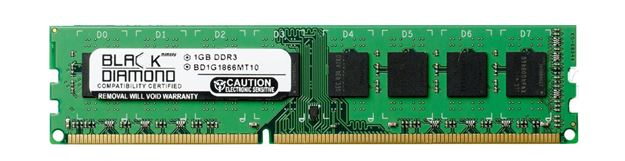 Picture of 1GB DDR3 1866 (PC3-14900) Memory 240-pin (2Rx8)
