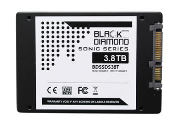 Picture of 3.8TB Sonic Series SSD 2.5 inch W/R:540/520MB