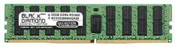 Picture of 32GB DDR4 2666 ECC Registered Memory 288-pin (2Rx4)