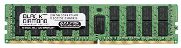 Picture of 32GB DDR4 2133 ECC Registered Memory 288-pin (2Rx4)