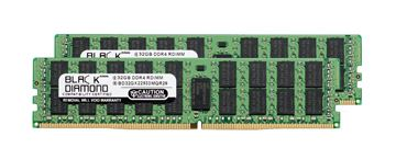 Picture of 64GB Kit (2x32GB) DDR4 2933 ECC Registered Memory 288-pin (2Rx4)