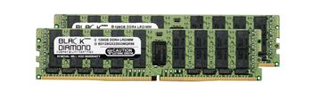 Picture of 256GB Kit (2X128GB) DDR4-2933 LRDIMM ECC Registered Memory 288-pin (4Rx4)